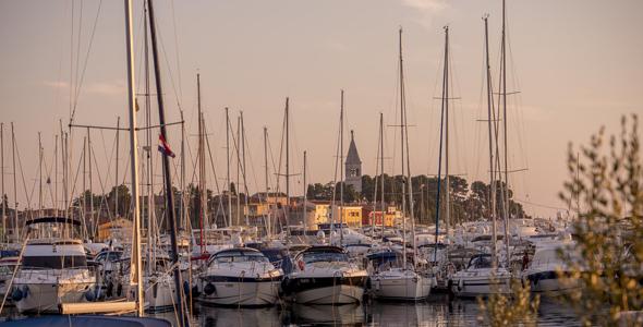 Novigrad-Istria-Sailing
