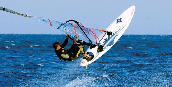 Istria_Croatia_Windsurfing