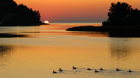Northwestern_Istria_Sunset