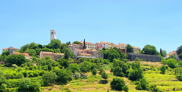 Oprtalj_Northwest_Istria