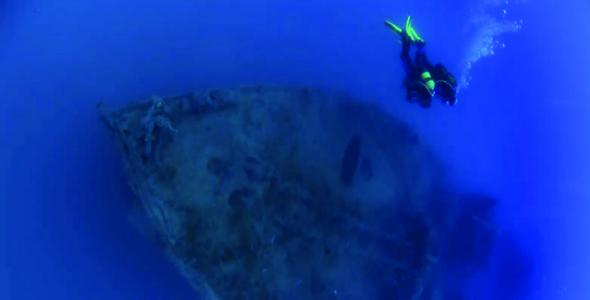 Diving_Northwestern_Istria_Shipwreck