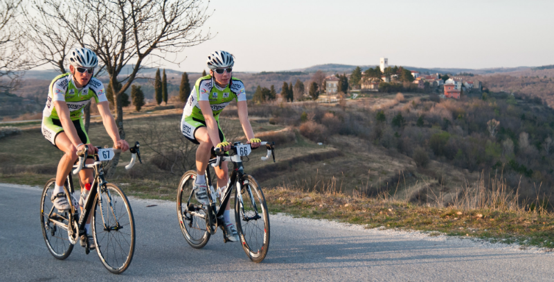 Bike-road-Istria