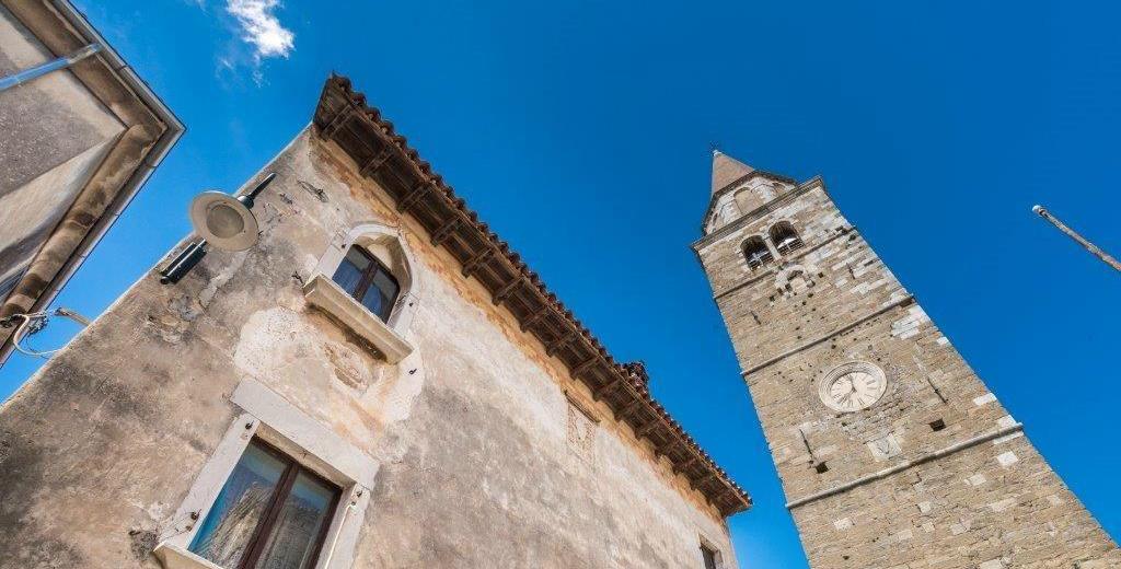 St Servulus Belltower