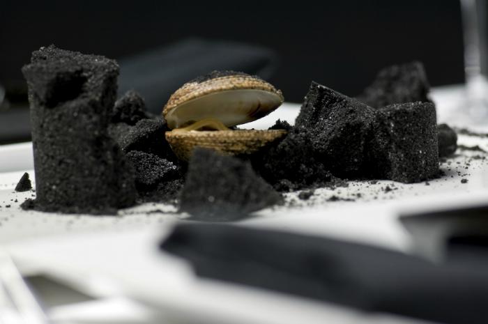 Gourmet-Sea food - Morski plodovi-dondola-ugljen-02